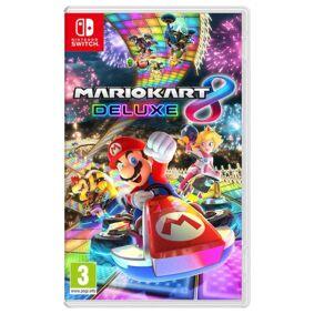 Nintendo Mario Kart 8 Deluxe til Switch