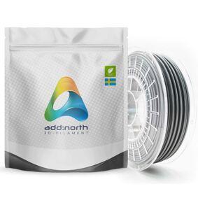 Addnorth PETG-filament for 3D-skrivere 1,75 mm Grå