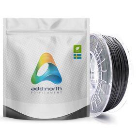 Addnorth E-PLA-filament for 3D-skrivere 1,75 mm Glitz Grey