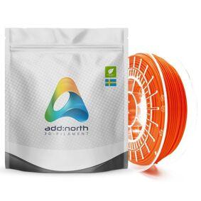 Addnorth E-PLA-filament for 3D-skrivere 1,75 mm Oransje