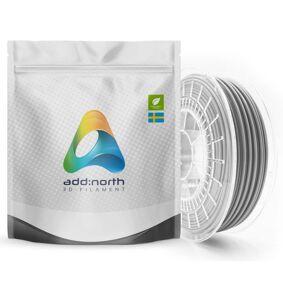 Addnorth E-PLA-filament for 3D-skrivere 1,75 mm Lysegrå
