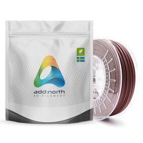 Addnorth Textura Flare-filament for 3D-skrivere 1,75 mm Rød