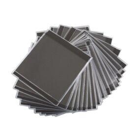 CD-lomme dobbel med karbonpapp 10-pk.