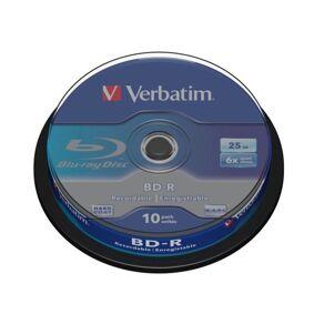 Verbatim Blu-ray-plater 10-pk.