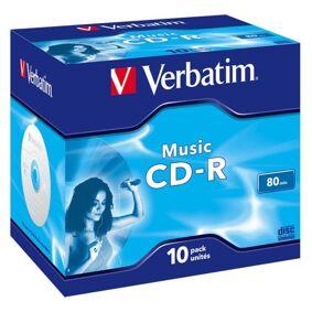 Verbatim CD-R Audio/Music 10-pk.