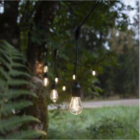 Star Trading String Light Lyslenke 10 varmhvite LED
