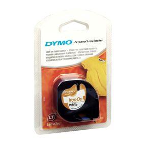 Dymo Letratag merketape av tekstil
