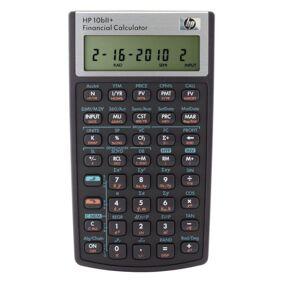 HP 10BII+ Finanskalkulator