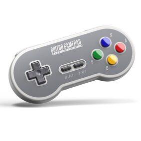 8Bitdo Trådløs NES/SNES Mini Håndkontroller