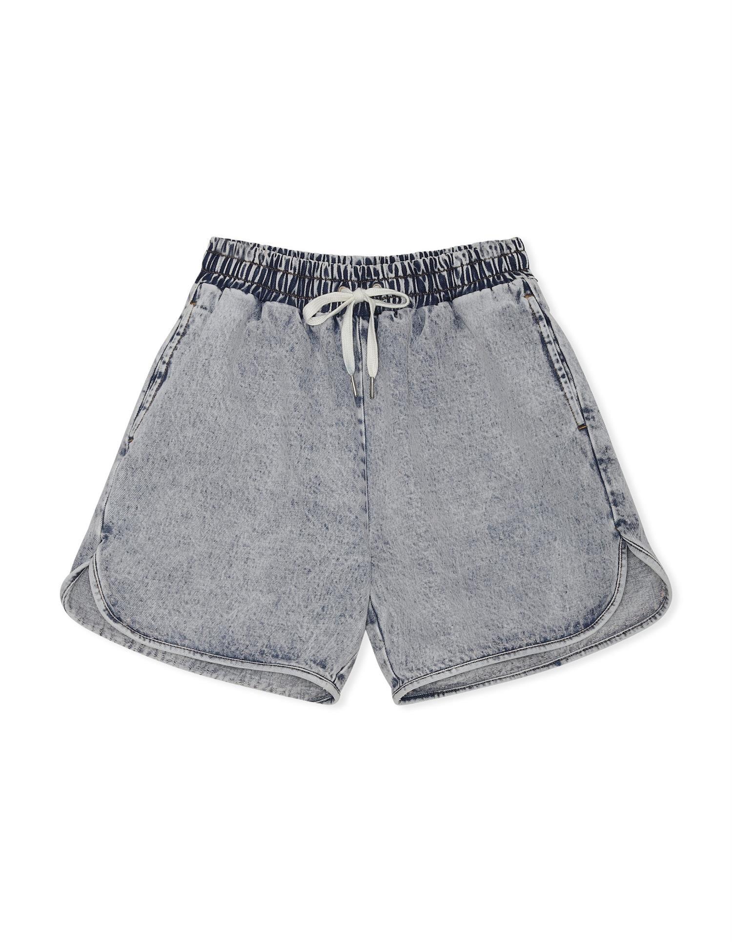 Han Kjøbenhavn Sport Shorts Shorts Lyseblå