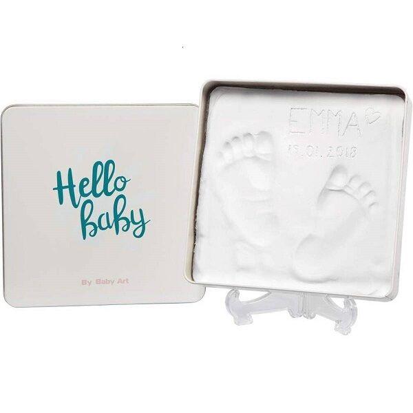 Baby Art Magic Box - Gipsavstøp, Firkantet unisex
