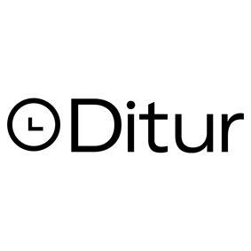 Club Digital Pink A47112p14e - Pigeure - Med Gummirem - Kvarts Urverk  - Mineralglas
