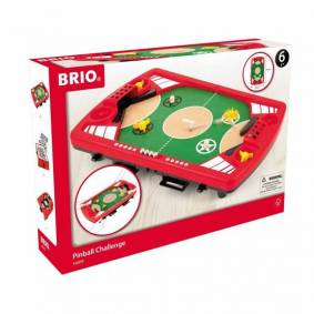 BRIO, Flipperspill