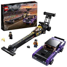 LEGO Speed Champions 76904, Mopar Dodge//SRT Top Fuel & 1970 Dodge Challenger