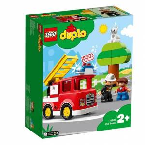 LEGO DUPLO Town 10901, Brannbil