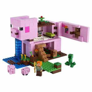 LEGO Minecraft 21170, Grisehuset