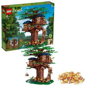 LEGO Creator Expert 21318, Trehytte