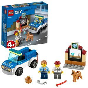 LEGO City 60241, Politiets hundepatrulje