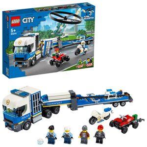 LEGO City 60244, Politiets helikoptertransport