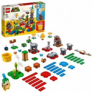 LEGO Super Mario 71380, Makersett Mestre utfordringen