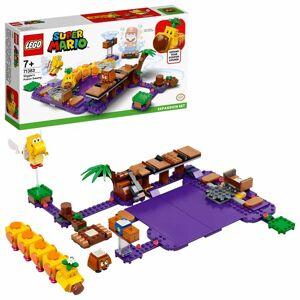 LEGO Super Mario 71383, Ekstrabanesett Wigglers giftsump