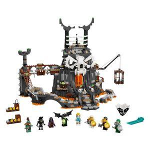 LEGO Ninjago 71722, Skalleheksemesterens fangehull