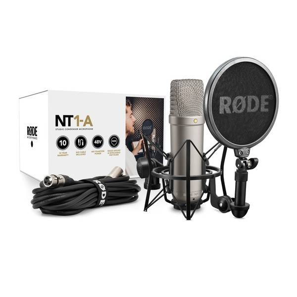 Røde Nt1-A  Studio Kit