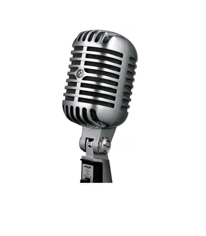 Shure 55sh Series Ii Unidyne® Vocal Microphone Elvis