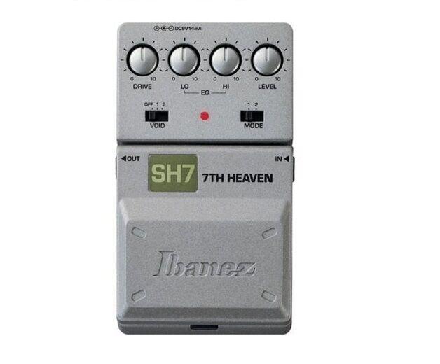 Ibanez Sh7 7th Heaven Distortion