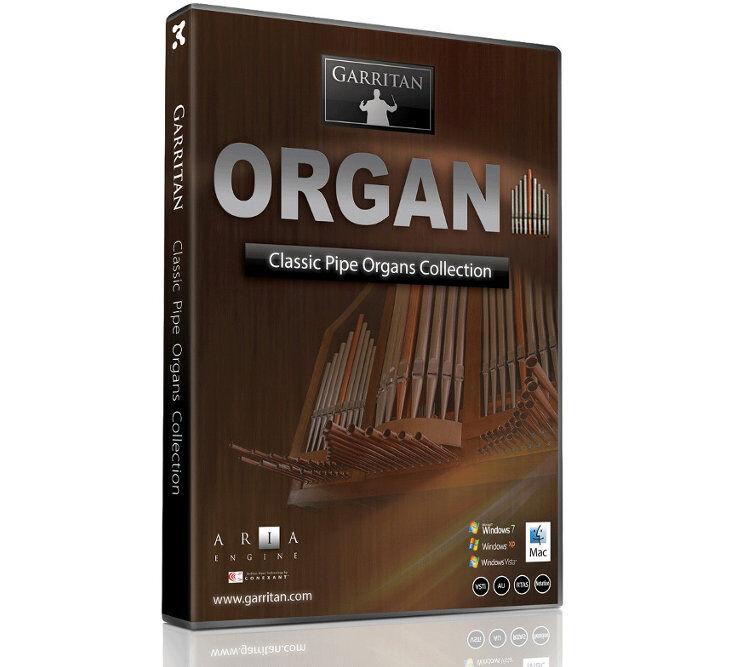 Garritan - Classic Pipe Organs [Download]