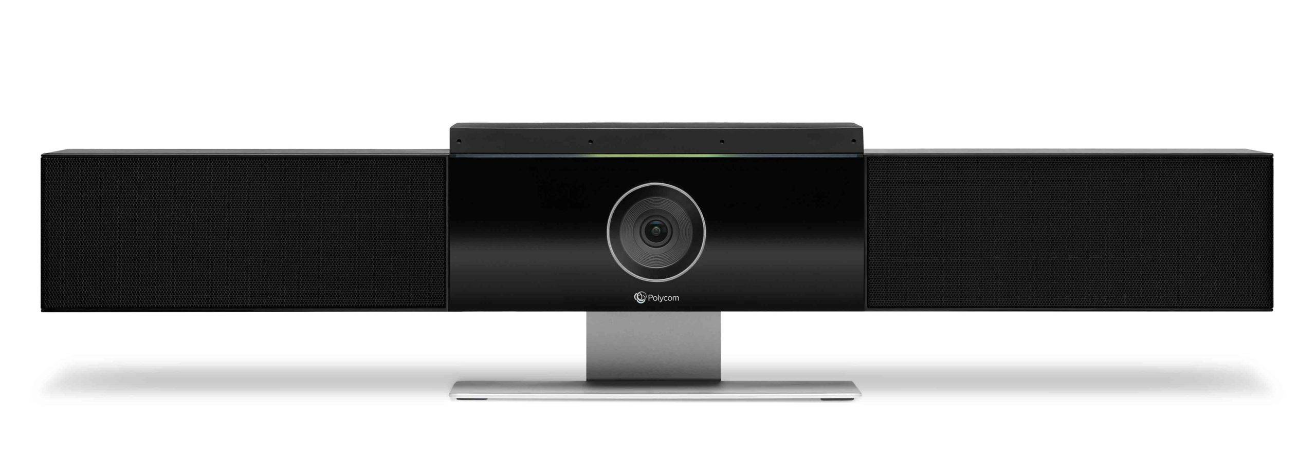Polycom Studio Usb Soundbar 120 4k Camera