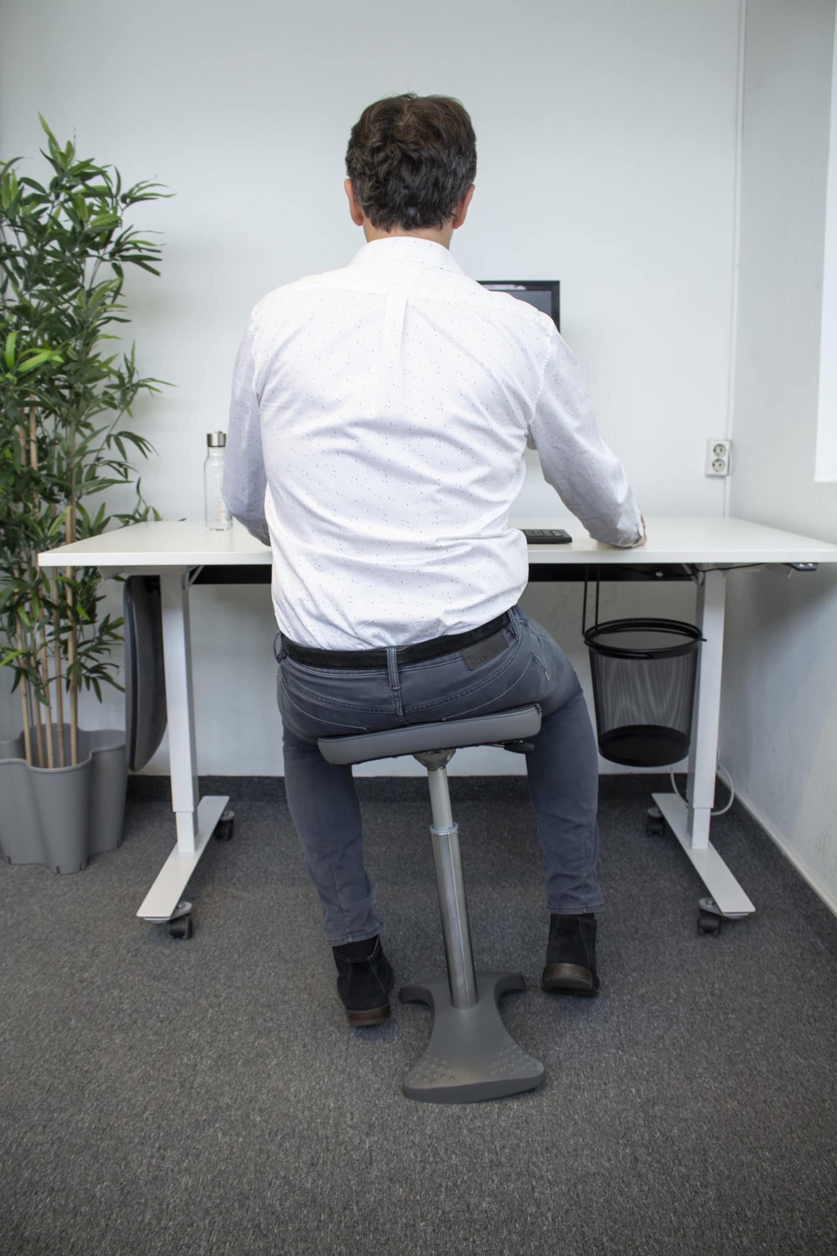 Vond Rygg- Active Sit Balance
