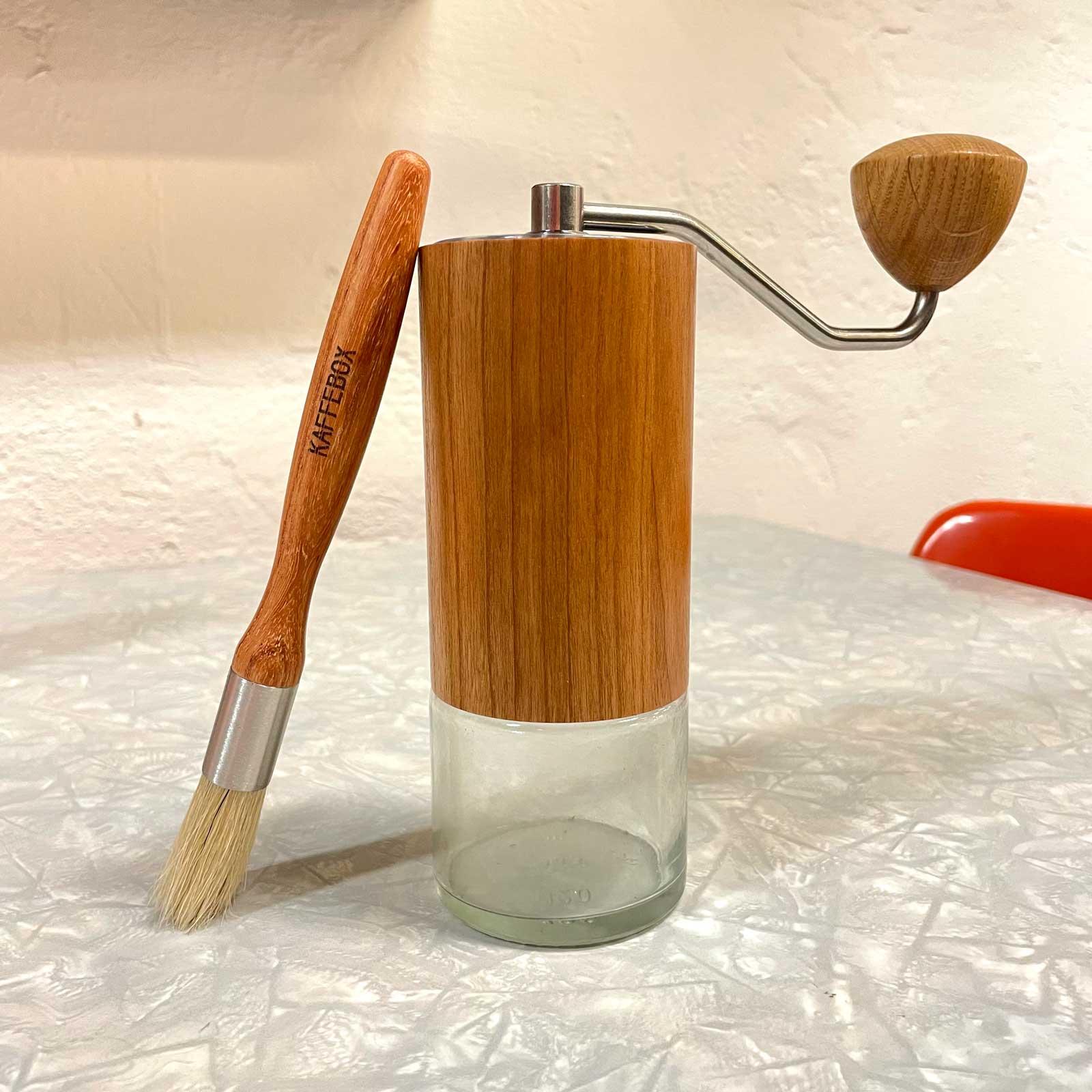 KaffeBox Barista Brush - Rengjøringsbørste til kvern