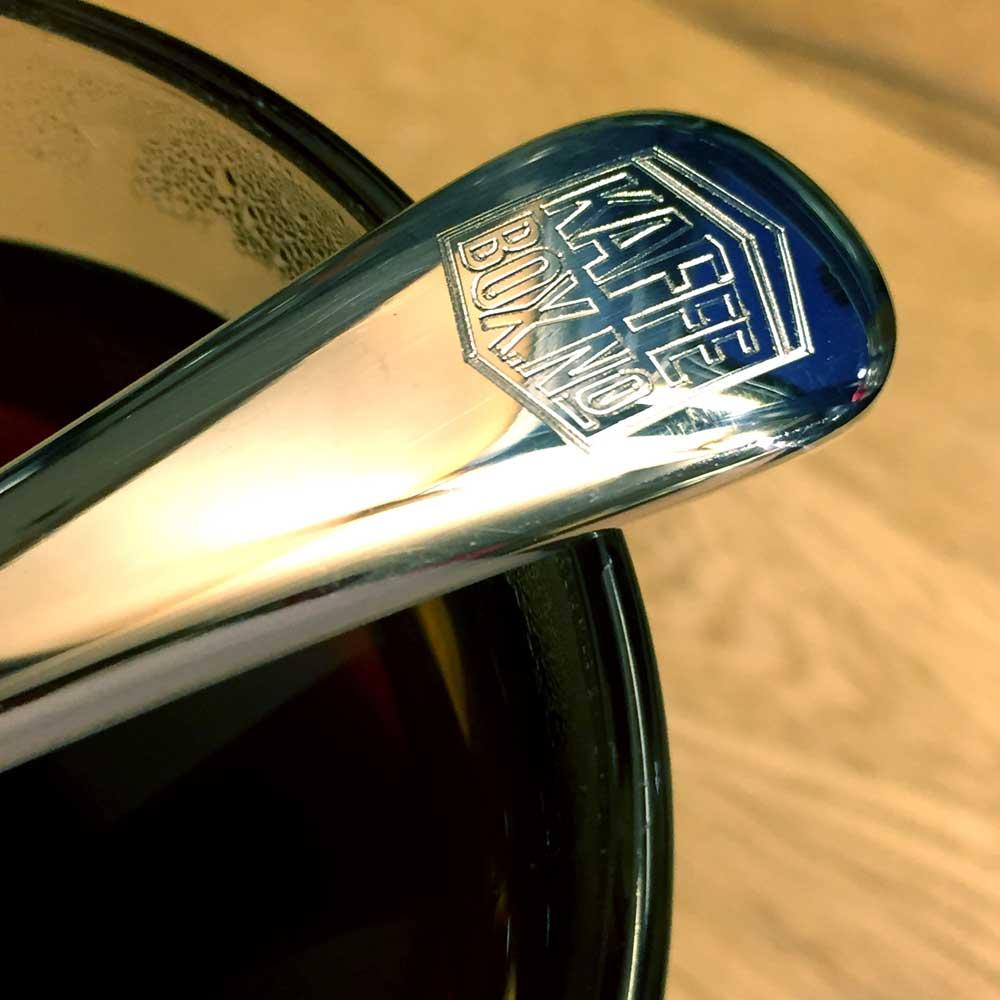 KaffeBox Cupping Spoon
