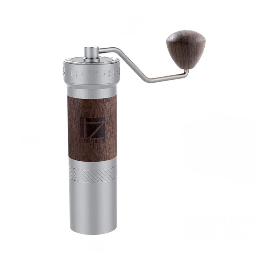 Kaffebox 1Zpresso K-Pro Manual Coffee Grinder - Brown