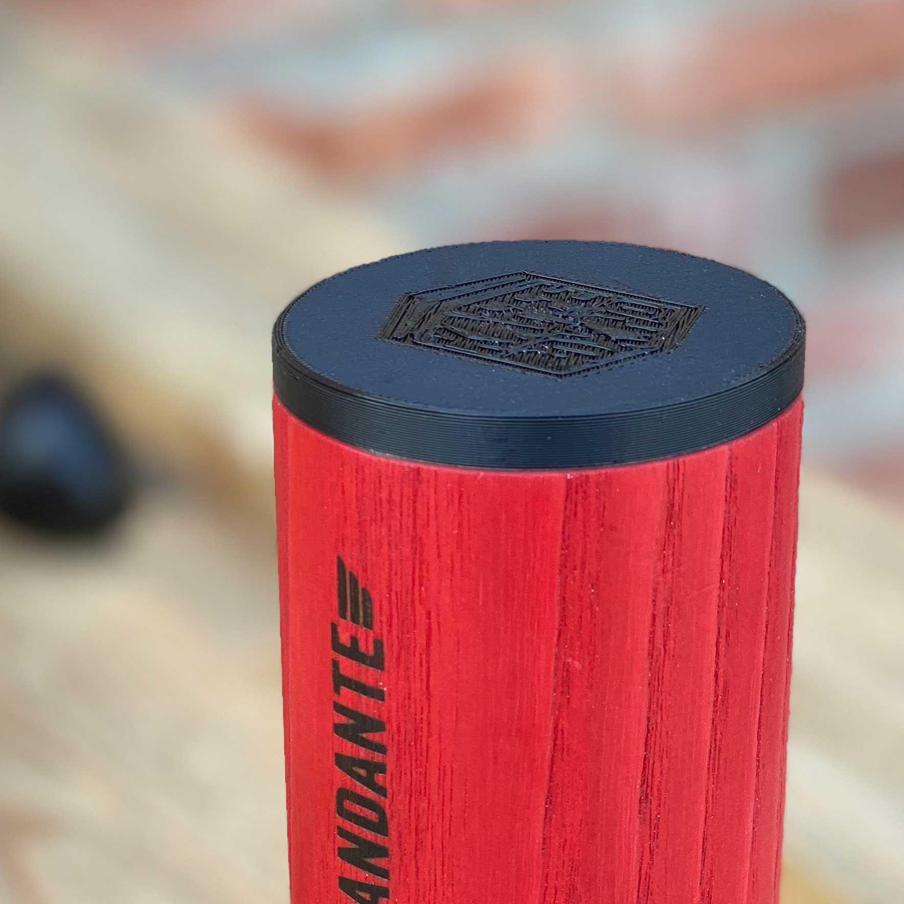 KaffeBox Travel Top for Comandante C40 - Black