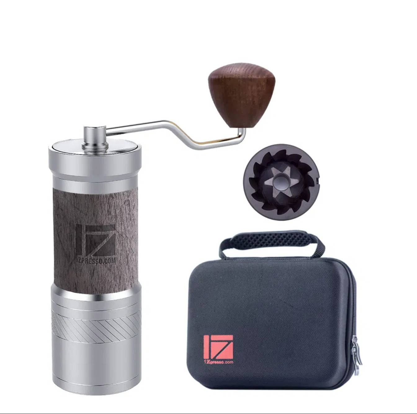 Kaffebox 1Zpresso JE-plus Coffee Grinder