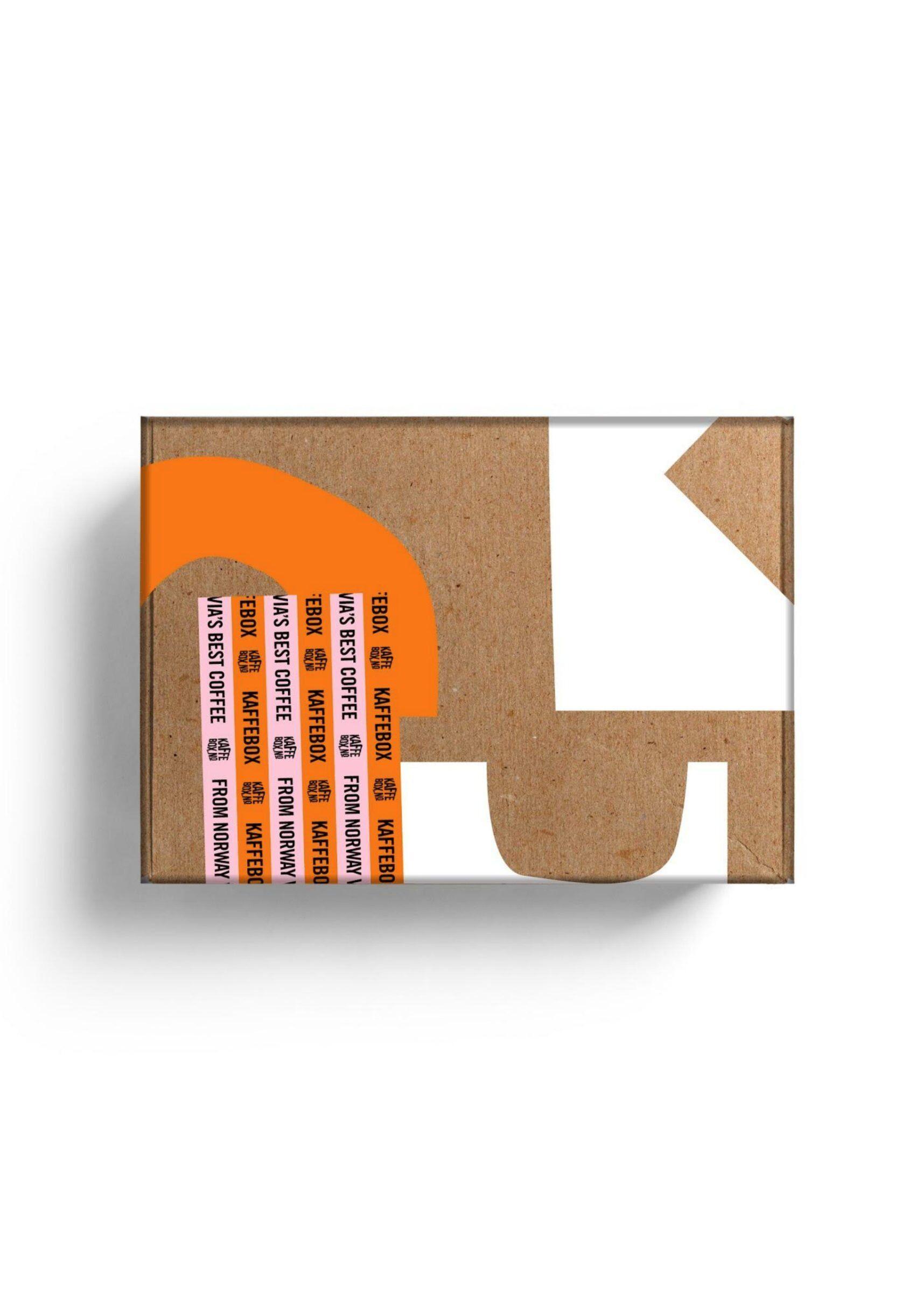 Kaffebox International Big Box - 3kg