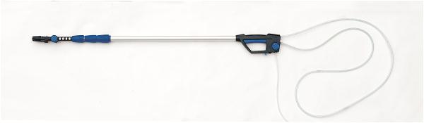 Nilfisk Takvasker, Roof Cleaner,  M/teleskoprør 1,5 - 4,2m