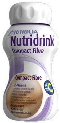 Nutridrink Compact Fibre Kaffe