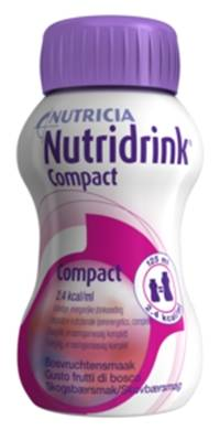 Nutridrink Compact Skogsbær