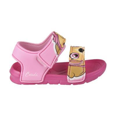 PAW Patrol sandaler Skye rosa
