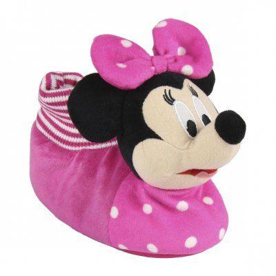 Disney Minnie Mus 3D tøfler