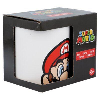 Super Mario Porselen krus