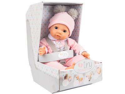 Liniex Tiny Treasures Doll rosa klær