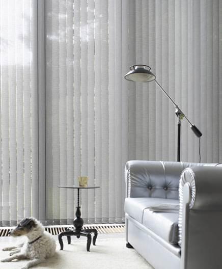 VRT Lamellgardiner Med Transparent Tekstil. Markedsledende Pris