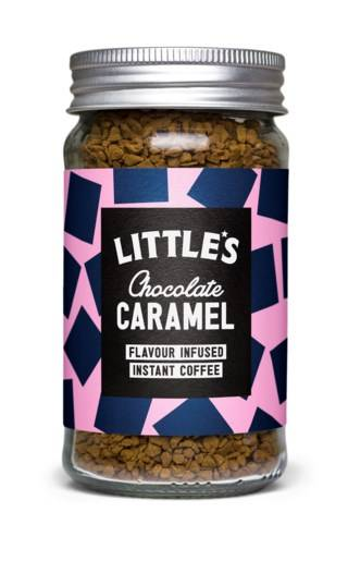 Little's Little`S Chocolate Caramel Instant Coffee