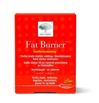 New Nordic Fat Burner 60 Tabletter