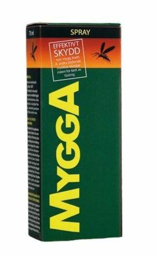 Mygga Spray 9,5%