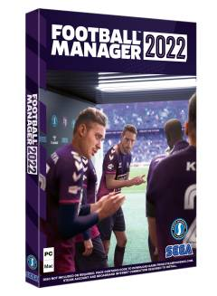 SEGA Football Manager 2022 Inkl. Beta Early Access  (Pc/mac)